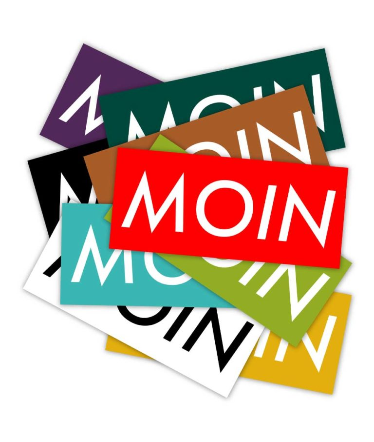 Moin Sticker Bundle