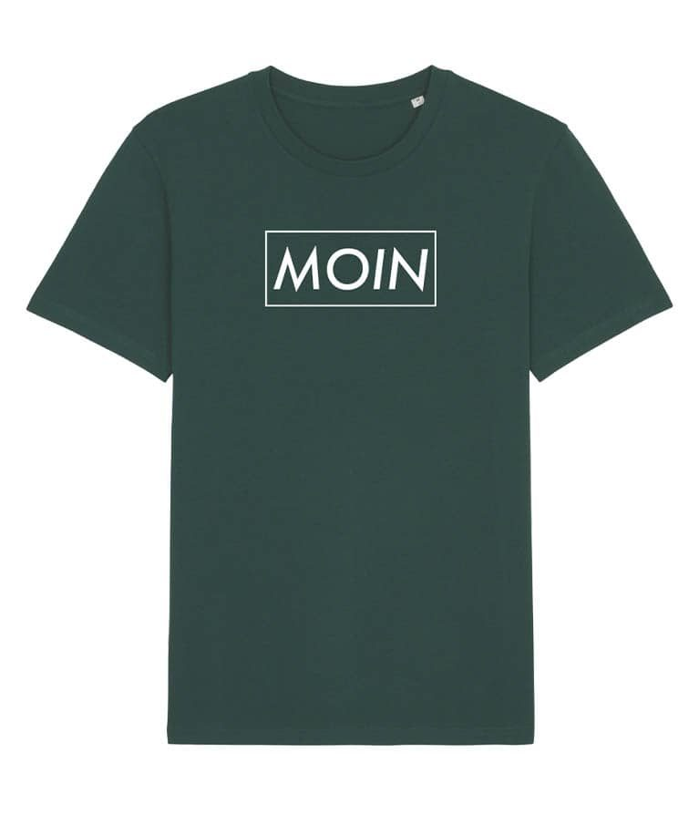 Moin Shirt Colour Edition 2020 Kieferngrün
