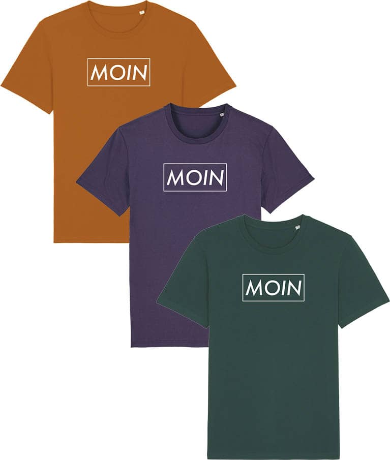 MOIN Shirt Colour Edition 2020