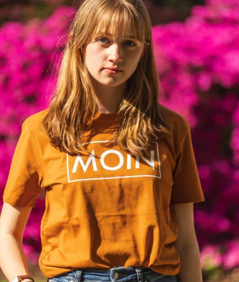 MOIN Shirt Colour Edition 2020 Karamell