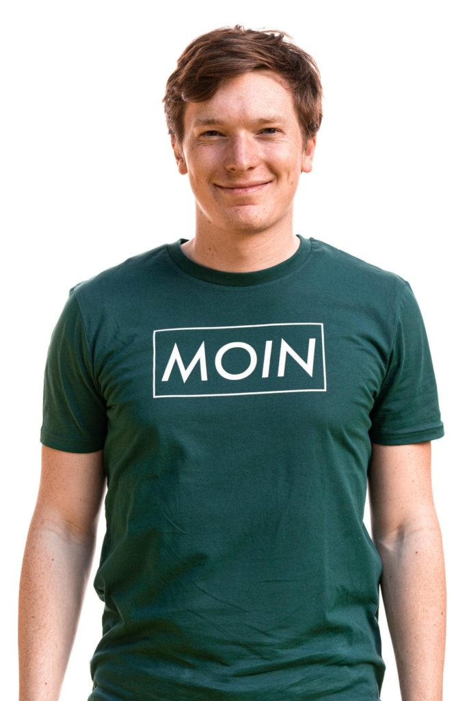 MOIN Shirt Colour Edition 2020 Kieferngrün