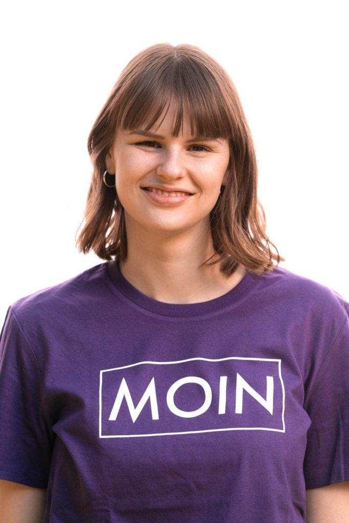 MOIN Shirt Colour Edition 2020 Ultraviolett