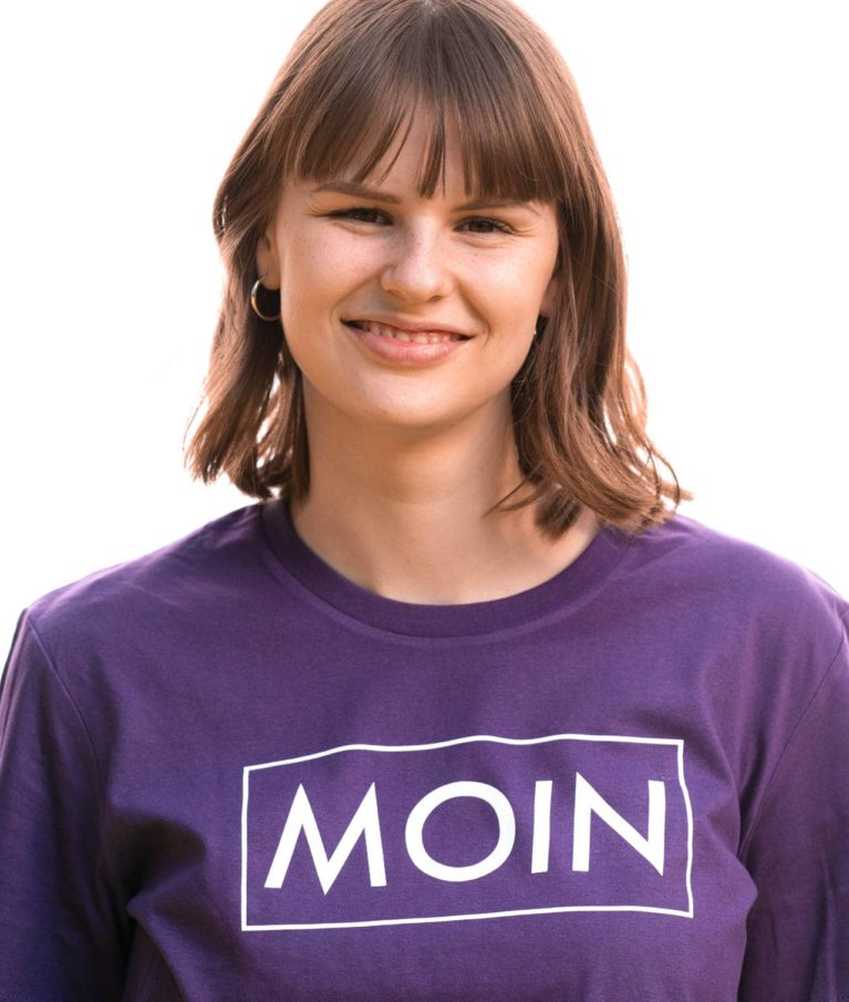 MOIN Shirt Colour Edition 2020 Ultraviolett